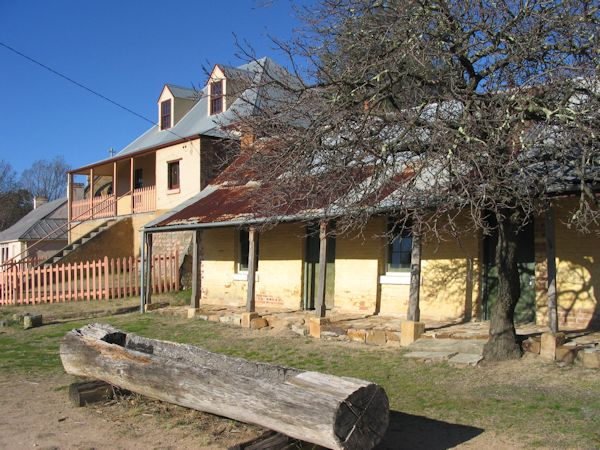 Hartley Historic Site