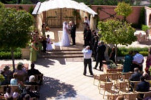 Wedding at Workmens Club