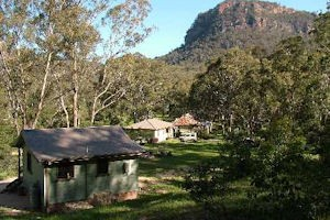 Newnes Hotel Cabins