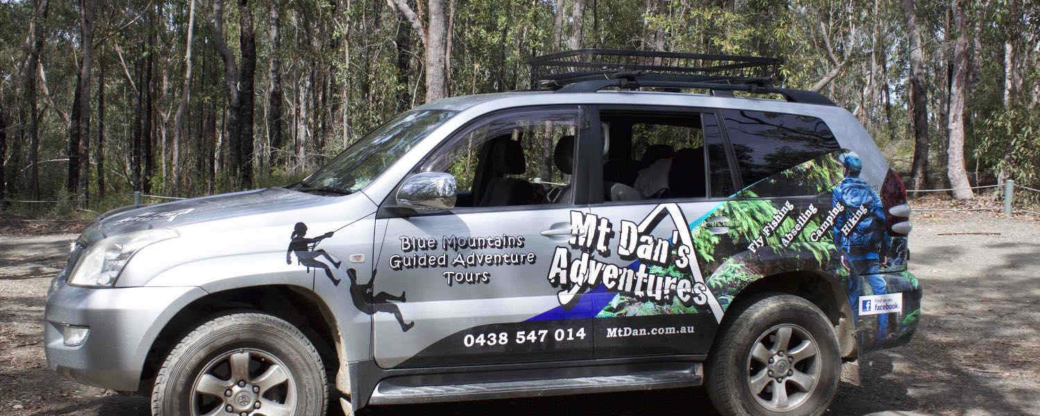 Mt Dan 4WD Adventures
