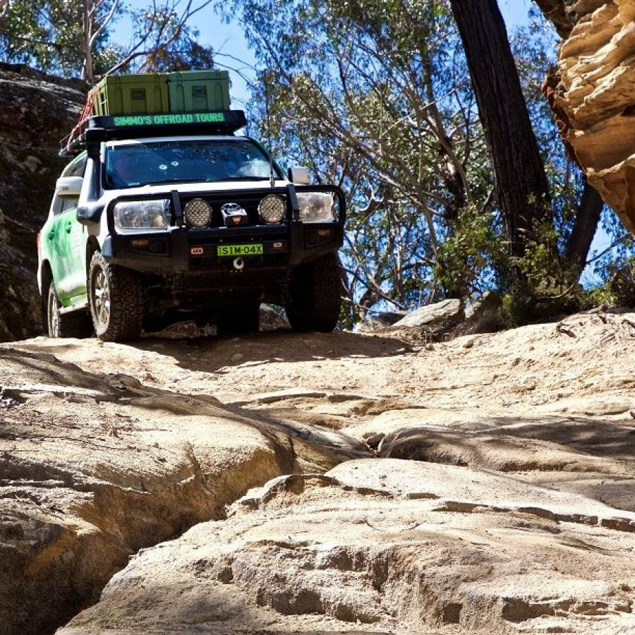 Simmo's Off-Road Tours
