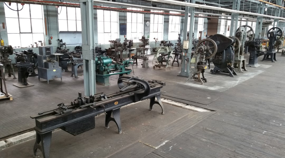Small Arms Factory