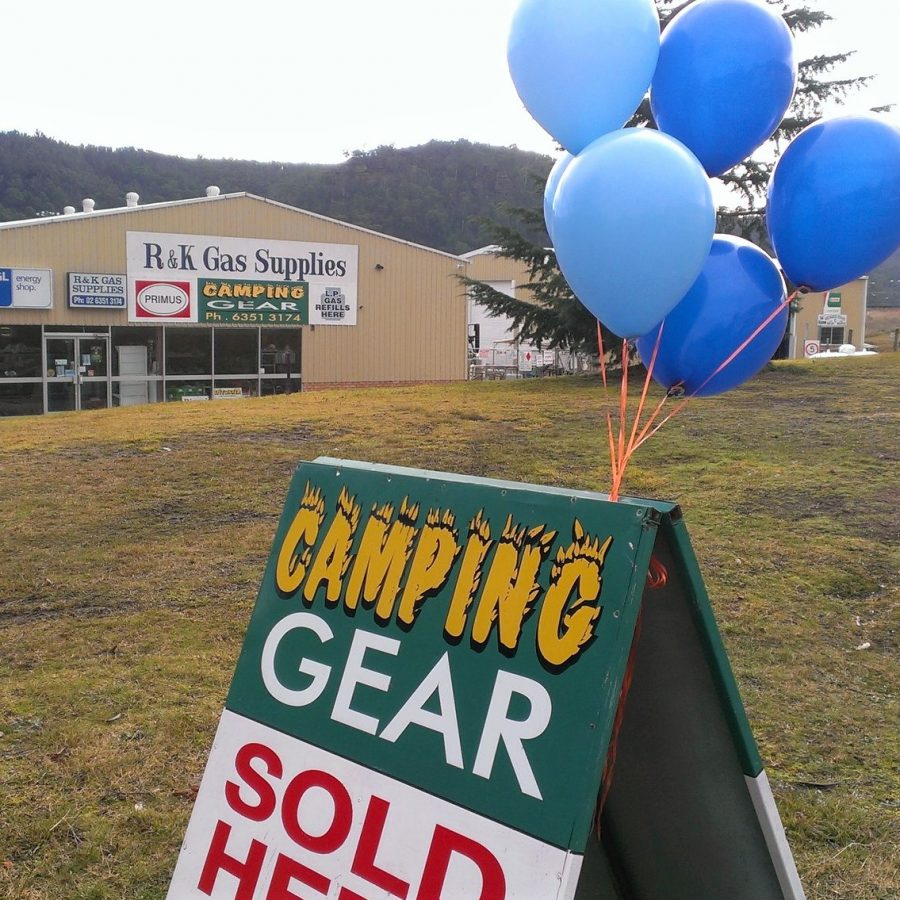 R & K Gas and Camping