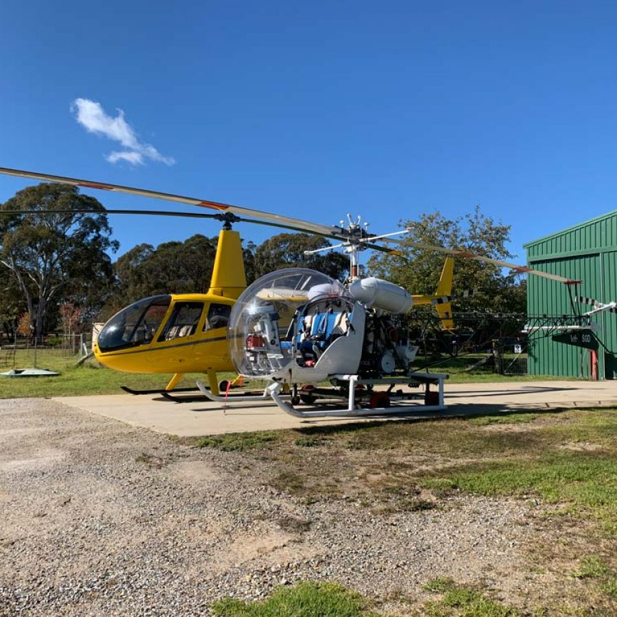 Capertee Valley Helicopters