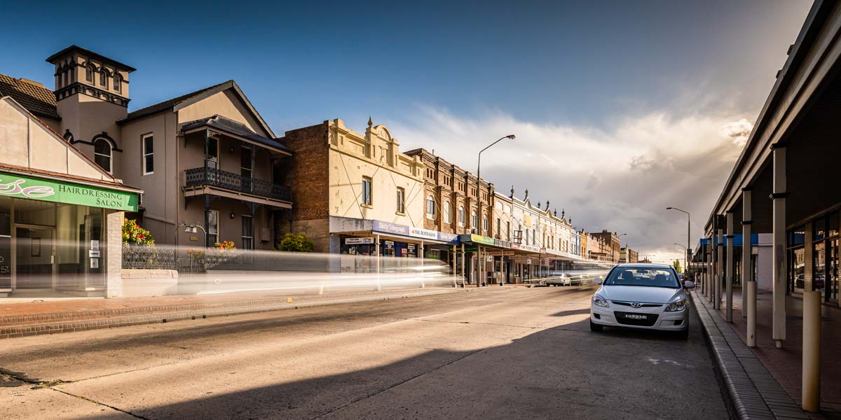 Lithgow Towns and Villages