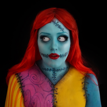 Sally from  'A Nightmare Before Christmas'
